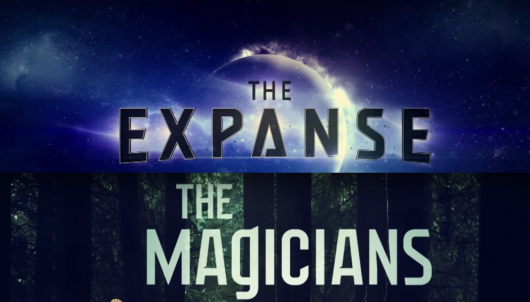 The Magicians The Expanse