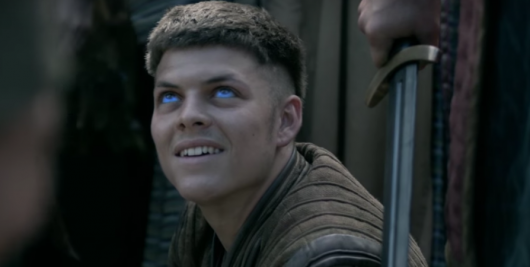 Vikings Ivar the Boneless Alex Andersen