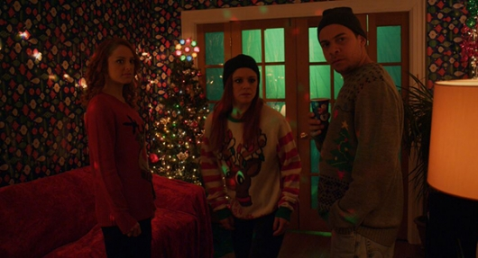 Do You See What I See? Christmas horror short