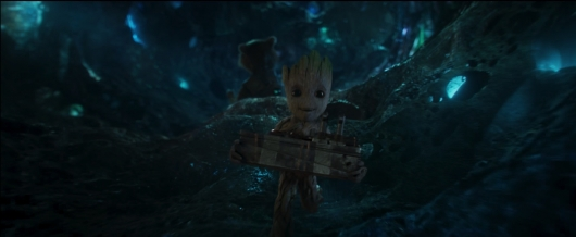 Guardians of the Galaxy Vol. 2 Baby Groot header