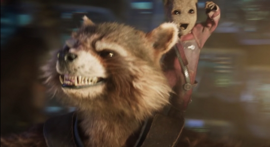 Guardians of the Galaxy Vol. 2 header