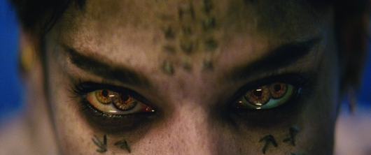 Movie Review: The Mummy (2017) Sofia Boutella