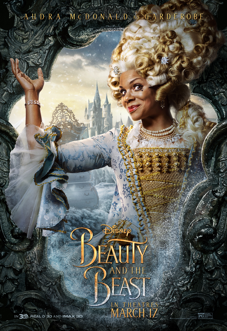 Back to Article: New 'Beauty and The Beast' Posters Released ...