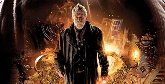 John Hurt Doctor Who 50th anniversary