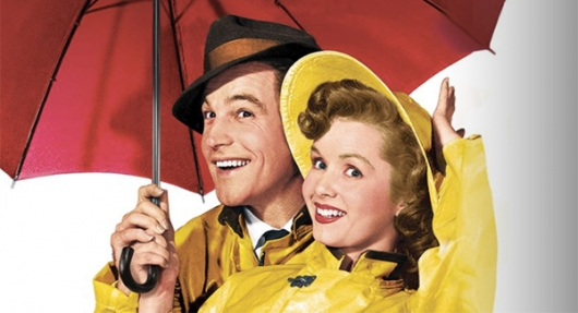 Singin' in the Rain Gene Kelly Debbie Reynolds fathom events
