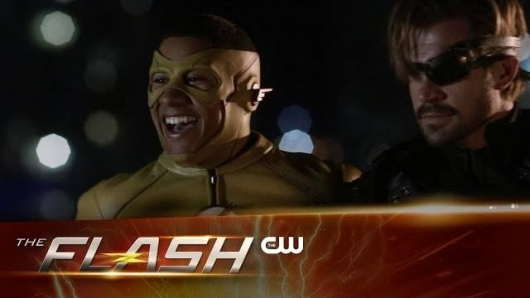 The Flash 310 Header