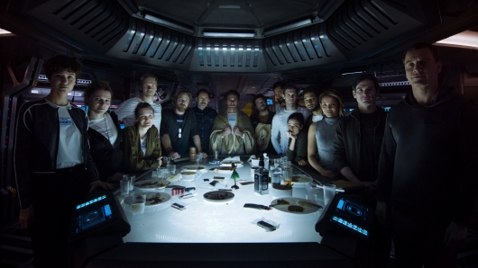 Introducing the ALIEN: COVENANT Crew