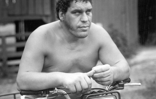 WWE, Bill Simmons Making Andre the Giant Doc For HBO