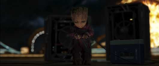 Guardians of the Galaxy Vol. 2 Baby Groot speakers