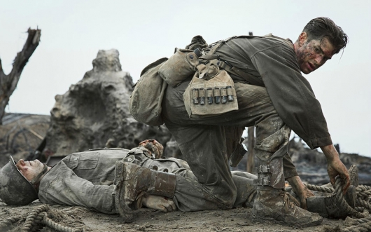 Hacksaw Ridge Blu-ray review