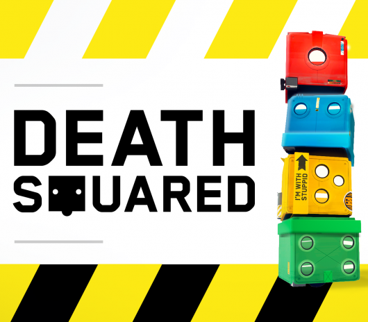 Death Squared Logo PAX South