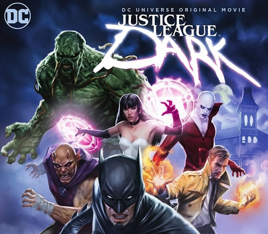 Justice League Dark header