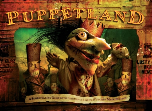 Puppetland Cover