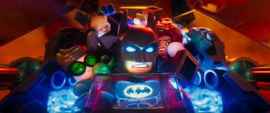 The LEGO Batman Movie review header