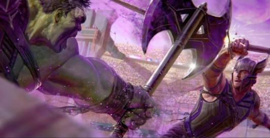 Thor: Ragnarok concept art 04