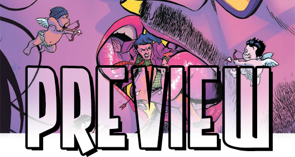 Dirk Gently: The Salmon of Doubt #6 Preview