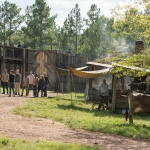 Hilltop Group - The Walking Dead, Season 7, Episode 14 Photo Credit: Gene Page/AMC