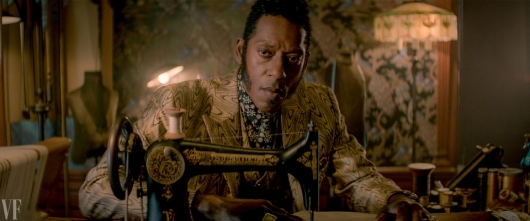 American Gods First Look At Orlando Jones As Mr. Nancy