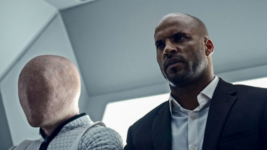 American Gods 101 Ricky Whittle as Shadow Moon