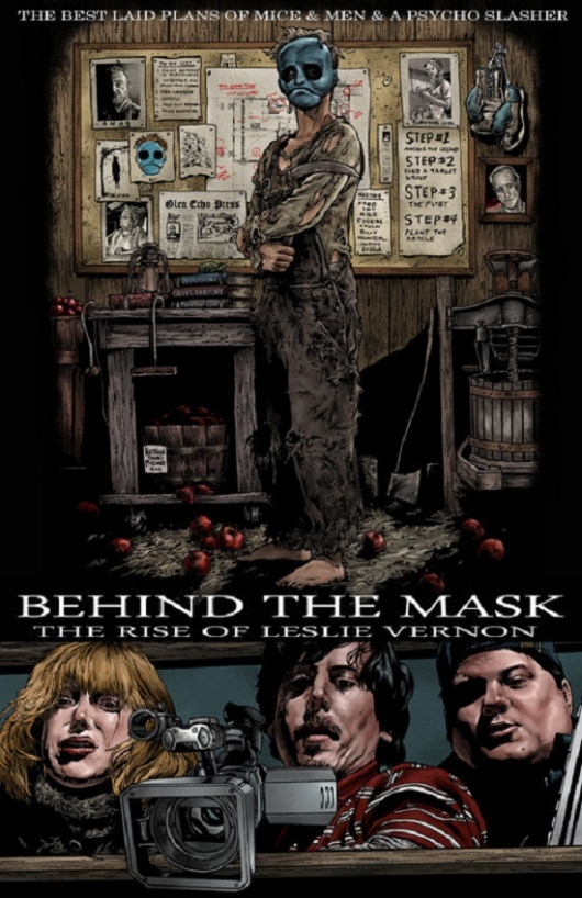 Before the Mask: The Return of Leslie Vernon Comic #2