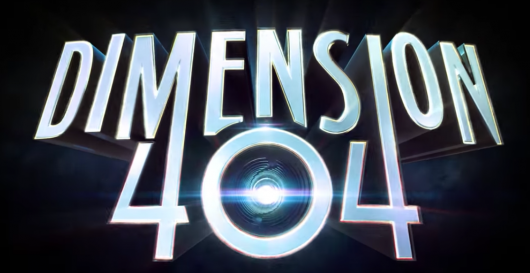 Dimension 404 Header