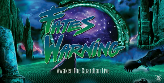 Fates Warning Awaken the Guardian Live banner