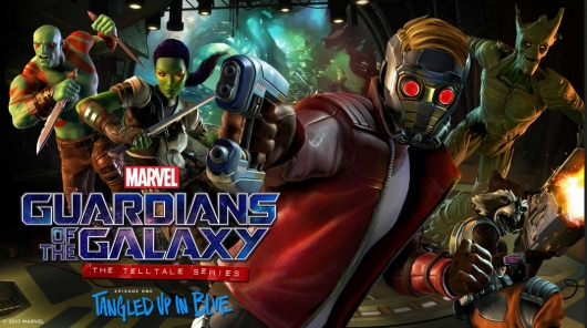 Guardians of the Galxy: The Telltale Series