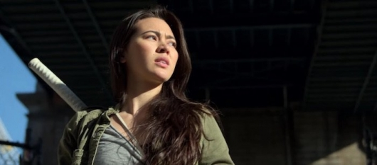 Jessica Henwick as Colleen Wing in Marvel's Iron Fist on Netflix