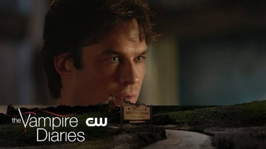 The Vampire Diaries 815 Header