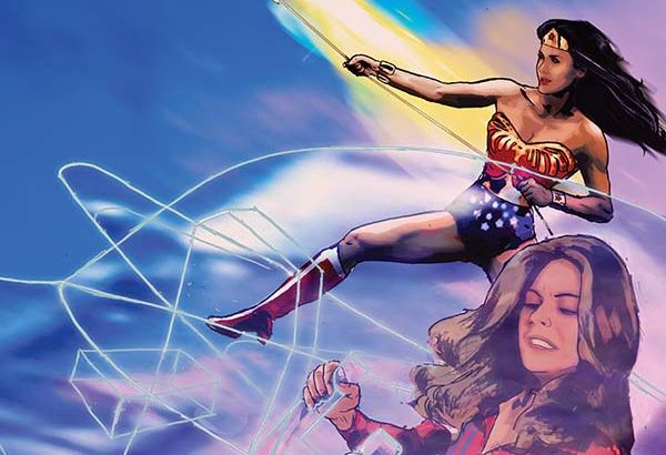 Comic Review Wonder Woman 77 Meets The Bionic Woman 3