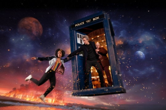 Doctor Who 10.1 The Pilot BBC