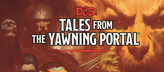 Tales From the Yawning Portal header