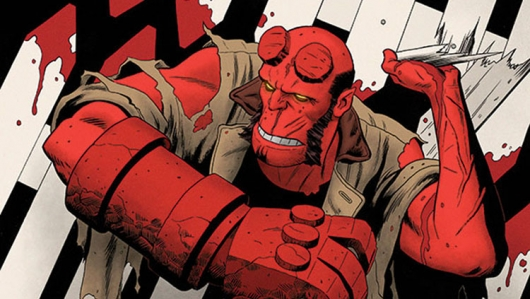 Hellboy header image