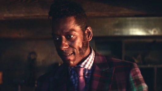American Gods Orlando Jones as Mr. Nancy /Anansi