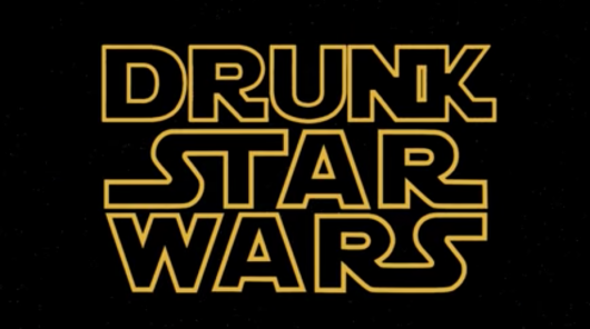 Practical Folks Drunk Star Wars