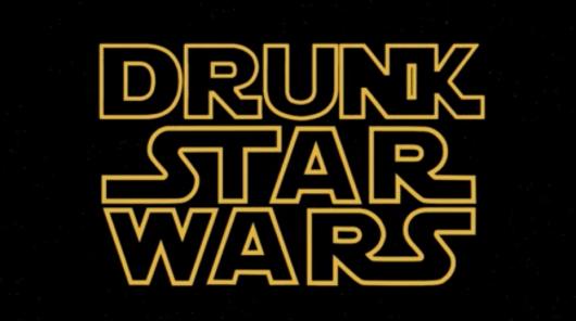 Practical Folks Drunk Star Wars