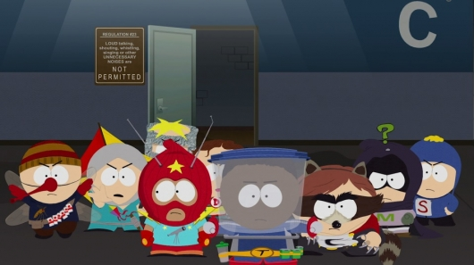 South Park: The Fractured But Whole
