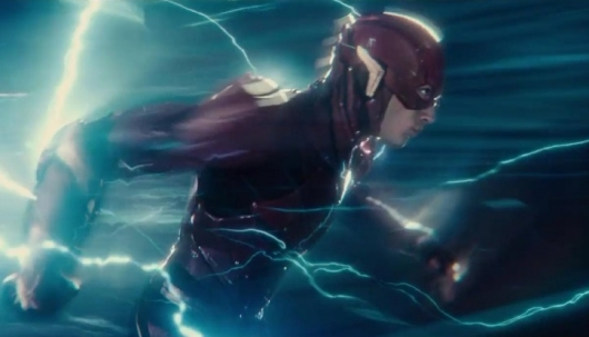The Flash Starring Ezra Miller