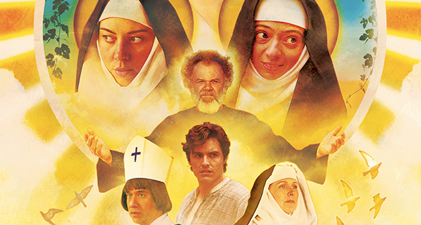 The Little Hours movie review