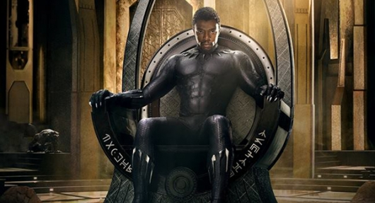 Marvel Studios Chadwick Boseman as Black Panther