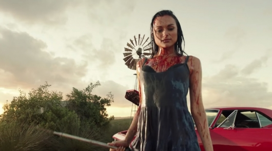 Syfy's Grindhouse Series Blood Drive