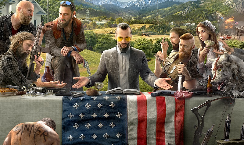 8-Minute 'Far Cry 5' Extended Gameplay Walkthrough Video Released