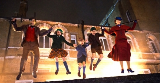 Mary Poppins Returns Header Image