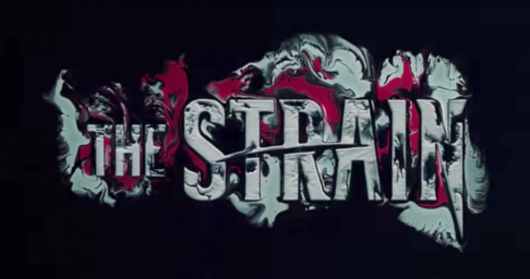 The Strain Season 4 Logo