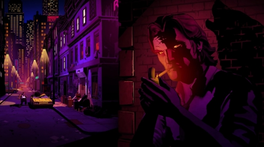 Telltale's The Wolf Among Us