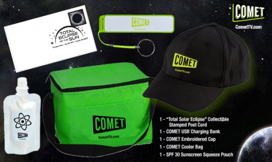 Comet TV Solar Eclipse Prize Pack August 2017