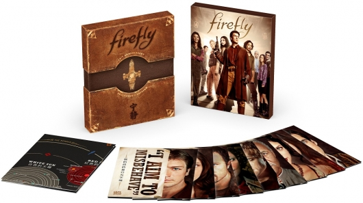 Firefly Collectible Box Set