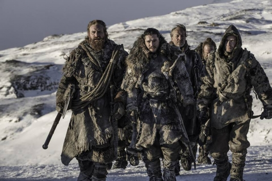 Game Of Thrones 7.6 Beyond the Wall