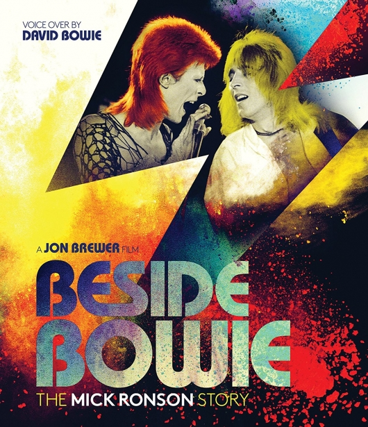 Beside Bowie: The Mick Ronson Story cover