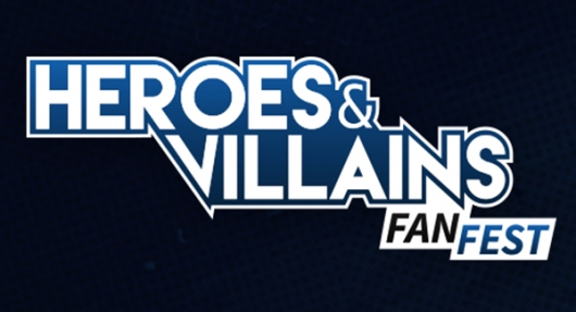 Heroes and Villains FanFest  2017